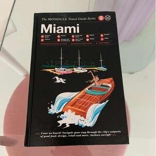 The Monocle Series Miami Book