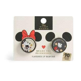 Disney Mickey And Minnie Mouse Lip Balm
