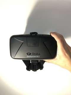 Oculus Rift DK2 + Leap Motion