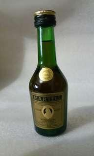 Brand new Martell vsop miniatures 30 ml bottle.