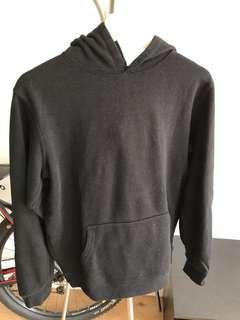 Industrie black hoodie