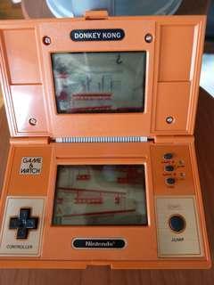 Nintendo任天堂古董遊戲機