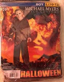 Michael Myers child's costume