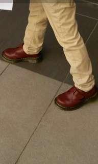 Dr martens男仔皮鞋(k2,k3 合)(斯文面試鞋)