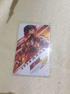 WTS TGV Ant-man & The Wasp card