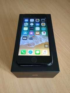 iPhone 7 128GB ex inter Jet Black