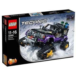*LegoAsh* Technic 42069 Extreme Adventure