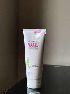SnailWhite Namu Facial Jelly Wash