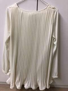 🚚 Pazzo 米白襯衫