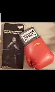 Single boxing glove