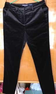 50% Off Tommy Hilfiger Skinny Pant  (Size 2, Jet Black)