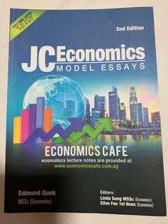JC Economics Model Essays (2nd Edition)