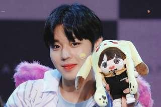 [20CM] Doll Bunny Hat & Pikachu Hat
