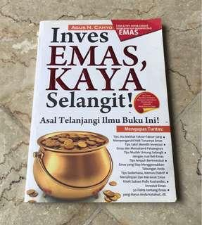 Inves Emas Kaya Selangit - Agus N. Cahyo