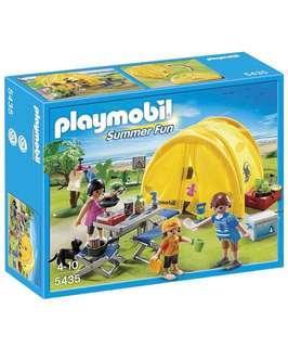 🚚 BN Playmobil Family Camping Trip
