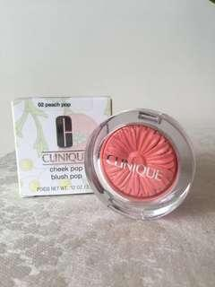Clinique Cheek Pop #Peach Pop