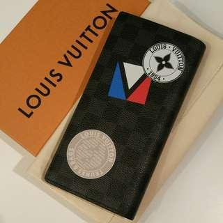 BNIB Louis Vuitton LV League Limited Edition Brazza Wallet