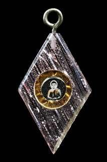 LP Pinak Phra Budh, Duang Ta Locket Wat Sanom Lao, BE2530-2540