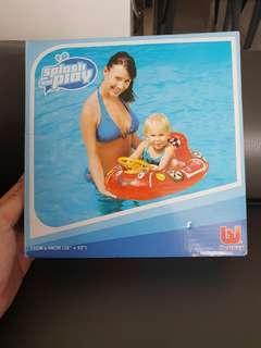Toddler swimming float