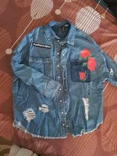 Authentic H&M Denim Jacket