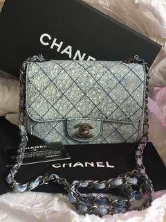 Chanel classic square mini flap bag