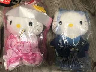 Hello Kitty 對裝公仔 (9對共18pcs)
