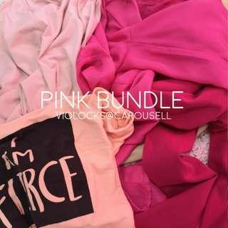 🎄XMAS SALE // PINK BUNDLE