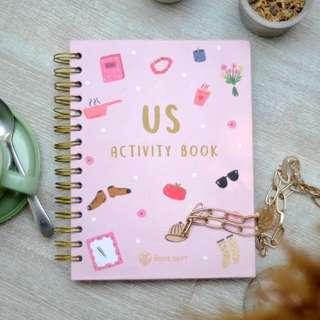 The Bride Dept Us Activity Book