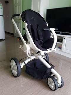 🚚 Quinny嬰兒推車