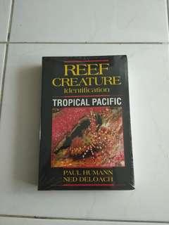 Reef Creature Identification diving book reference