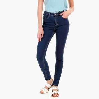 SM True Love Blue low rise jeans 26
