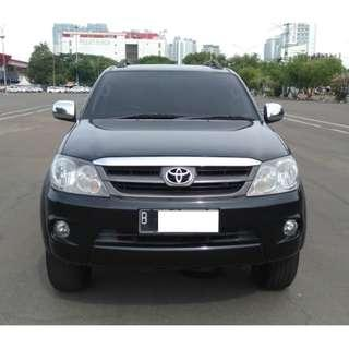 Toyota Fortuner 2.7 G Lux Matic 2006