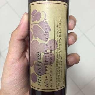 Innisfree Wine Peeling Jelly