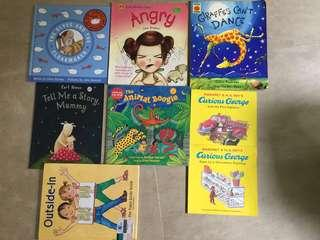 Children book -age 2-6
