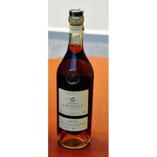 Croizet Cognac 1970