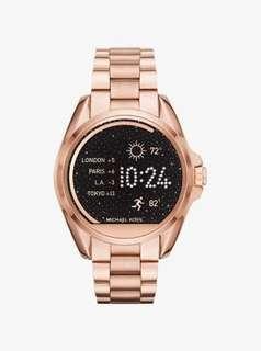 Michael Korrs Bradshaw Smartwatch