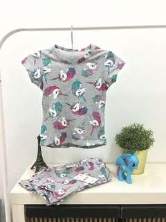 Girl unicorn shirt 🦄