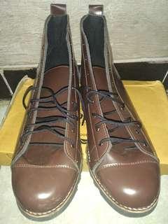 Sepatu pria original handmade by volker footwear