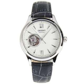 RA-AG0025S10B RA-AG0025S Orient Classic Semi Skeleton Automatic Women's Watch