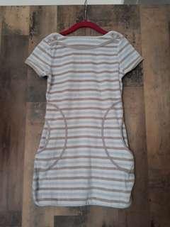 Chateau de Sable girl's towel dress