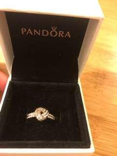 🚚 Pandora 潘朵拉真品戒指