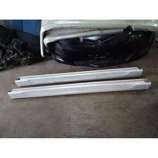 JDM Toyota Harrier MCU30 ACU30 Side Skirt