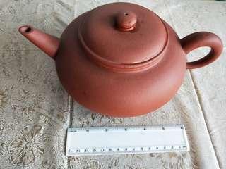 园满紫砂大水平茶壸