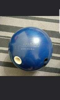 13 Pound Hammer Bowling Ball
