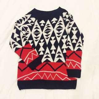 Xmas Theme Sweatshirt