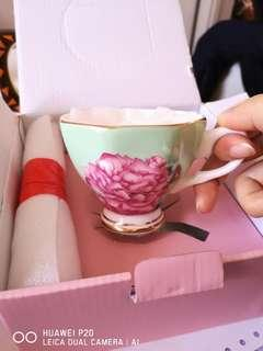 Verfanny high tea 英色茶具套裝 1人用