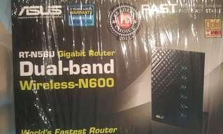 ASUS Dual band Wireless N600