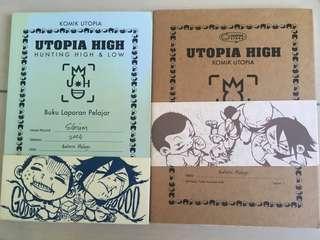 Komik utopia 2003 dan 2005