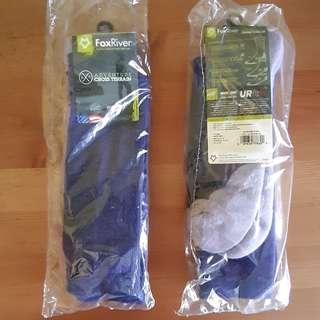Merino wool Fox River socks, BNWT