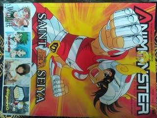 Majalah animonster edisi 2006